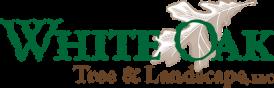 White Oak Tree & Landscape Logo